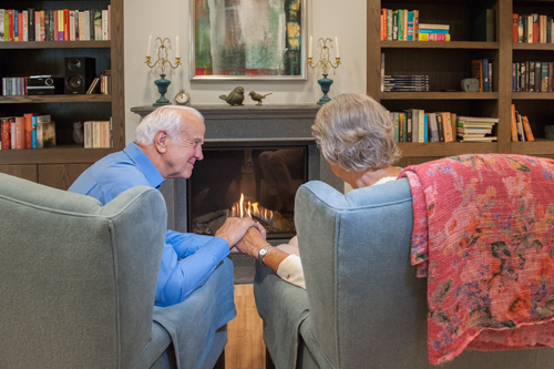 Privacy is een belangrijke levensbehoefte. En dat geldt helemaal als er sprake is van dementie. Bij Martha Flora vindt u altijd de privacy die u nodig heeft wanneer u en uw familie daar behoefte aan hebben!