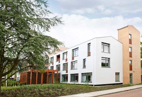 Martha Flora: het particuliere verpleeghuis in Haarlem