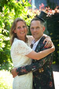 Huwelijk Lisette en Vince bij Martha Flora Hoorn | Martha Flora