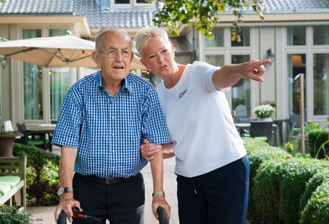 Ouderenzorg dementie Oegstgeest